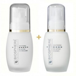 WHITENING RE-ACTIVE EMULSION