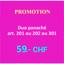 DUO PANACHE 201 OU 202 OU 301